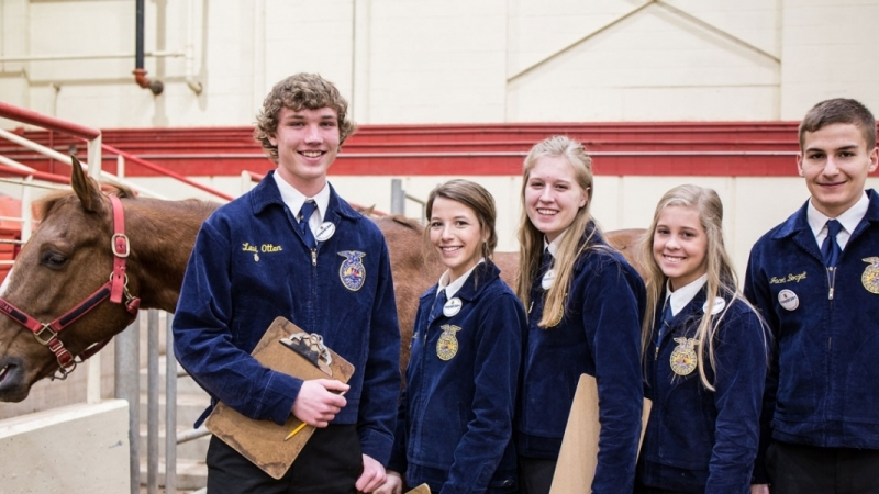 CASNR virtual camp kickstarts youth interest in agriculture careers