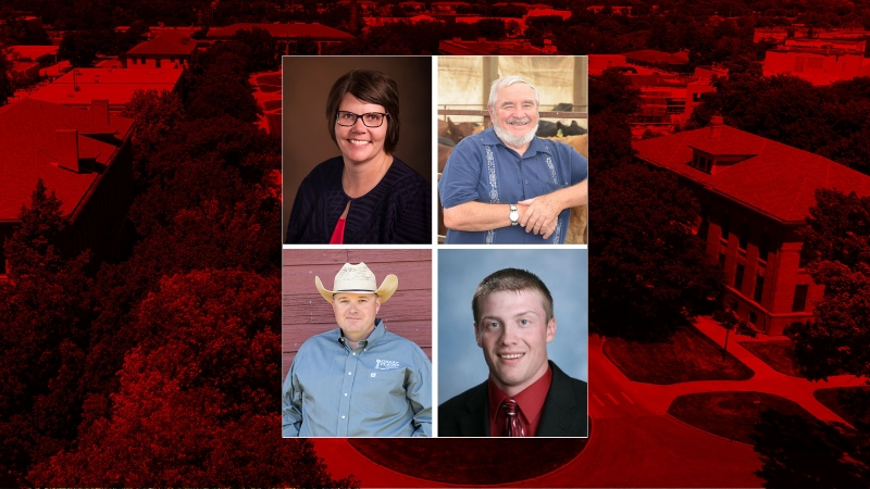 Animal Science Department to award distinguished alumni