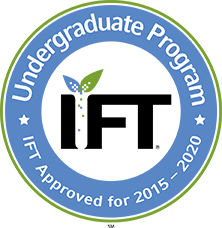 IFT Approved Undergraduate Program
